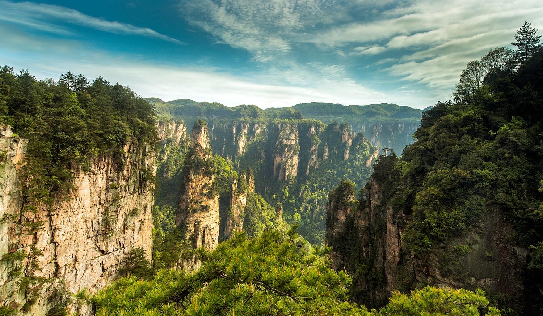 ZHANGJAIJIE, CHINA